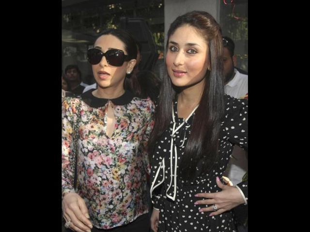 Kareena Kapoor,Karisma Kapoor,Agent Vinod