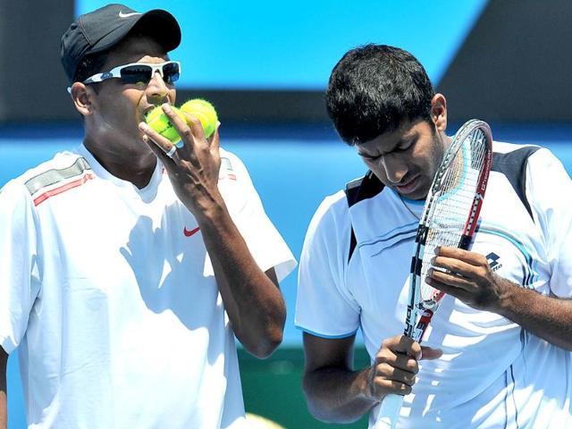 Mahesh Bhupathi,Rohan Bopanna,Miami Masters