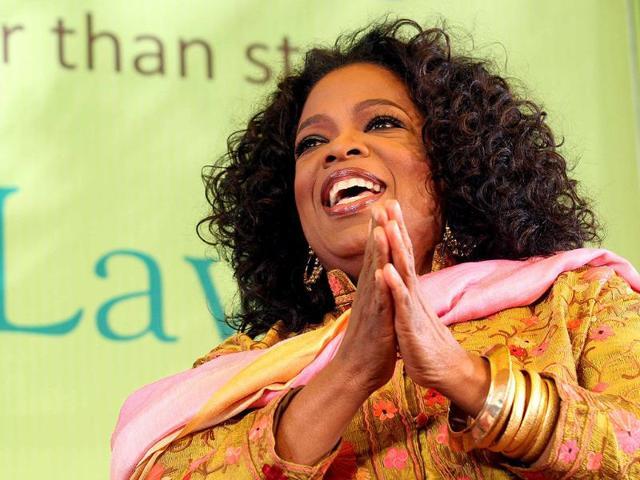 Oprah Winfrey,Jaipur Literary Fest,hindustan times