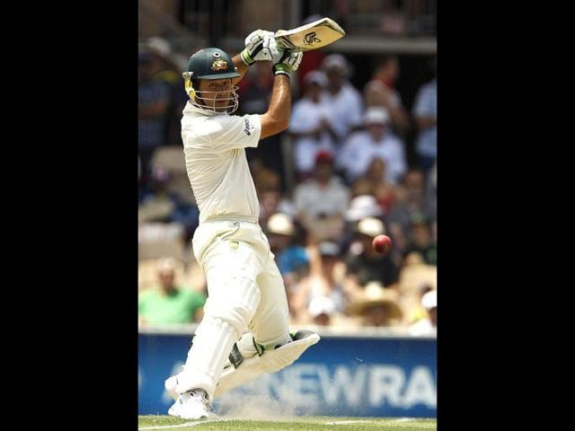 Ricky-Ponting-of-Australia-hits-a-four-to-reach-200-runs-during-the-second-day-of-the-fourth-Test-cricket-match-against-India-in-Adelaide-Reuters-Photo-Brandon-Malone
