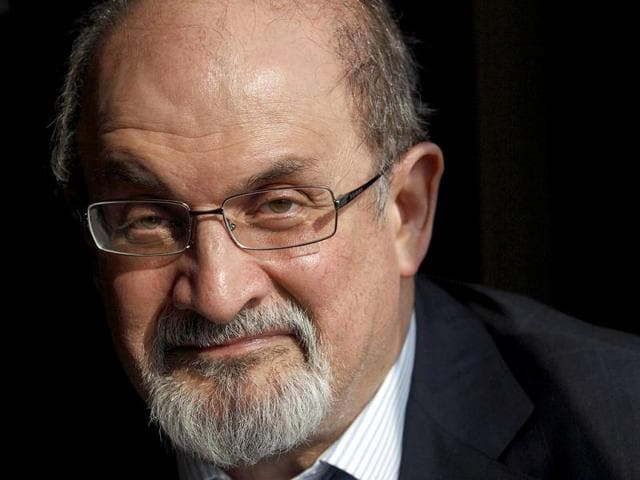 BJP not like Shiv Sena but now less tolerant: Salman Rushdie