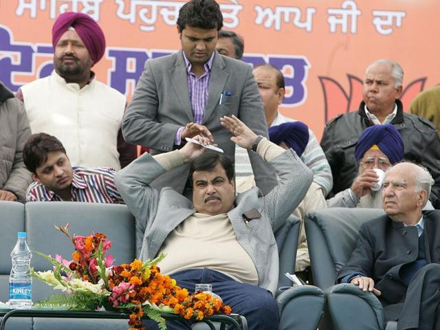 BJP to decide Gadkari's fate: RSS