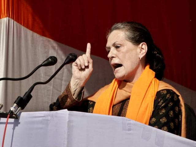 Sonia kicks off election campaign in UP