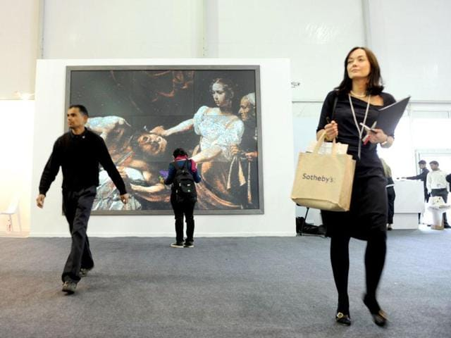 India Art fair,Nirav Modi,Sindhuja Parthasarathy