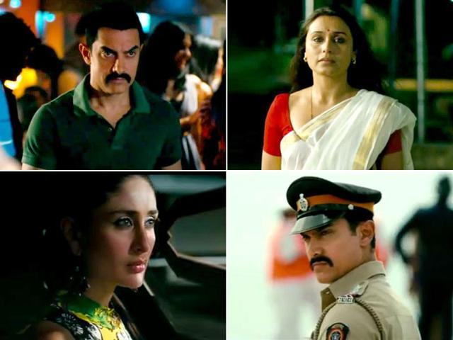 Aamir Khan,Rani Mukerji,Kareena Kapoor