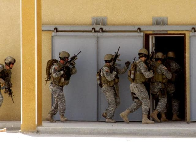 pentagon,united states,US special forces