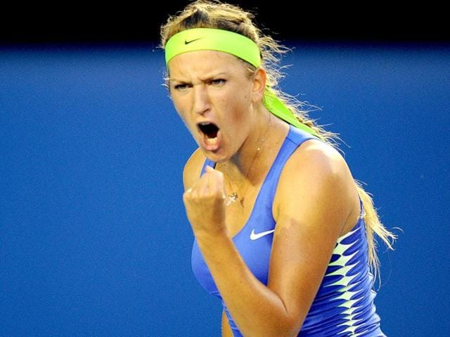 Victoria-Azarenka-of-Belarus-reacts-after-returning-a-shot-to-Alexandra-Panova-of-Russia-in-a-match-at-the-US-Open-tennis-tournament-in-New-York-AP-Darron-Cummings