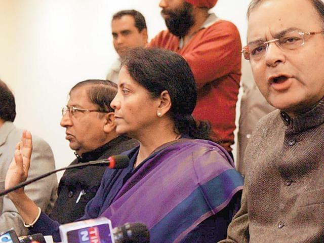 BJP,hindustan times,news
