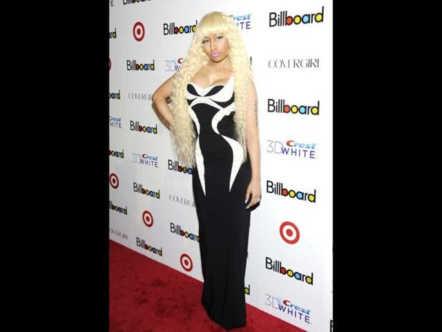 American-musician-Nicki-Minaj-who-has-nominations-in-Rap-field-is-all-set-to-perform-at-the-Grammys