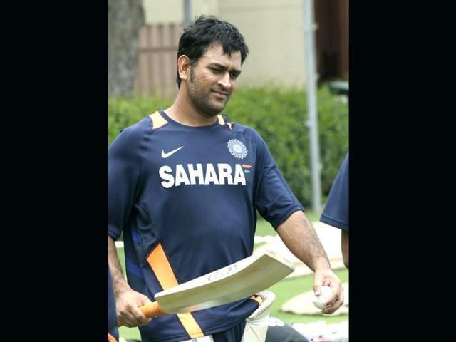 Rohit Bhaskar,Team India,MS Dhoni