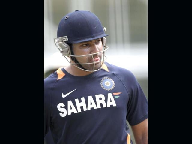 Rohit-Sharma-works-on-his-batting-skills-during-a-practice-session-in-Sydney-AP-Photo-Rob-Griffith