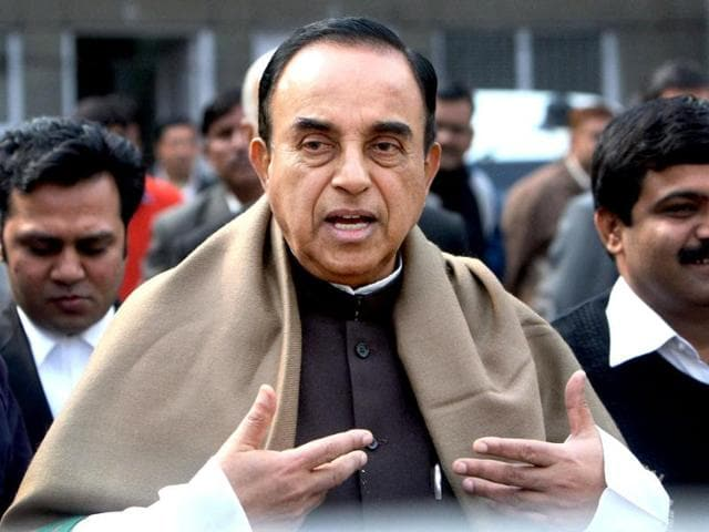 File-photo-of-Janata-Party-president-Subramanian-Swamy-PTI