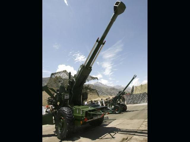 bofors,defence acquisition council,air defence