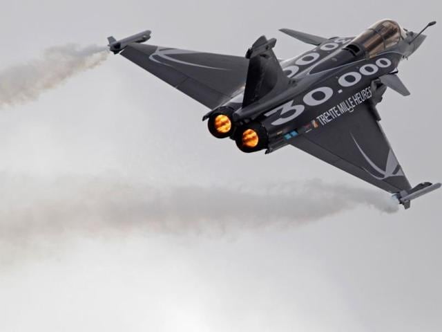 Rafale fighter jets,Rafale deal,India-France defence deal