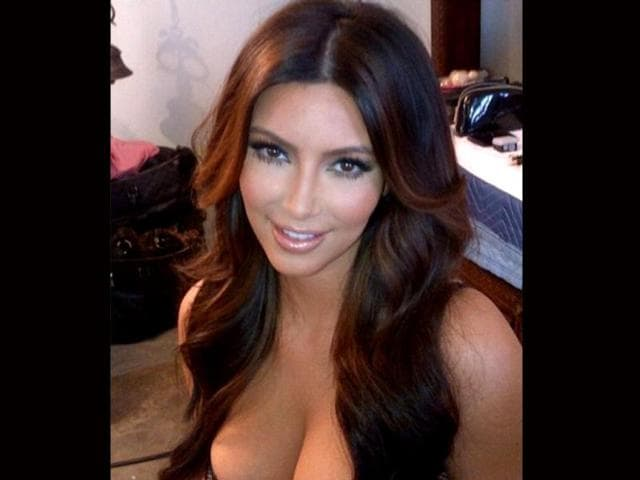 HindustanT imes,kim kardashian,bold