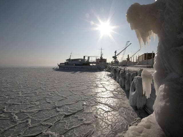 The-surface-of-the-Black-Sea-is-seen-covered-with-ice-at-the-port-of-Yevpatoria-Reuters-Photo-Stringer