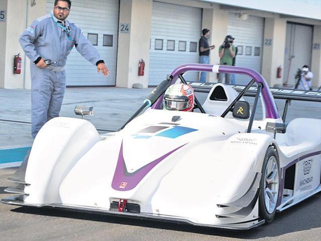 i1 Supercar Series,Machdar Motorsports CEO Darshan M,Chandhok