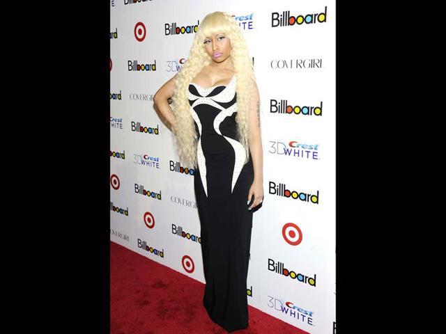 Nicki Minaj,make up,believe
