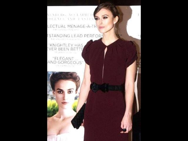 Keira Knightley's preparation for Anna Karenina role scared co-stars