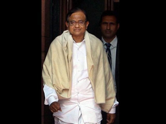 2013-14 GDP growth will not be below 5%, says Chidambaram
