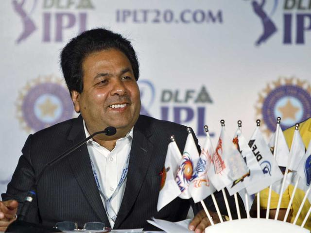 IPL-Chairman-Rajiv-Shukla-smiles-during-a-press-conference-at-the-IPL-player-auction-in-Bangalore-AP-Photo-Aijaz-Rahi