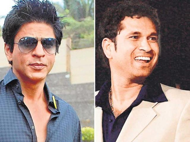 Cricketer-Sachin-Tendulkar-and-actor-Shah-Rukh-Khan-in-this-combo-picture