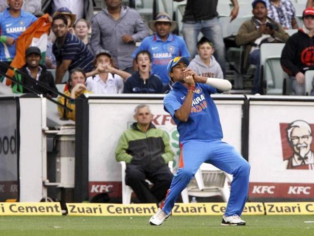 Amol Karhadkar,Melbourne,India vs Australia