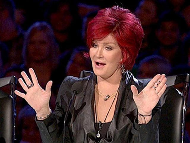 Sharon Osbourne,X factor