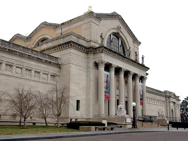 St. Louis Art Museum,Cincinnati Art Museum,food