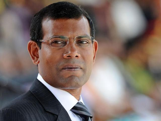 Vice-President-Mohammed-Waheed-Hassan-has-taken-an-oath-to-be-Maldives-President-as-his-predecessor-Mohamed-Nasheed-resigned-after-weeks-of-protests-AFP-Emmanuel-Dunand-FILES
