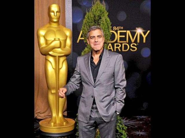 George Clooney,Hollywood,Daily Mail