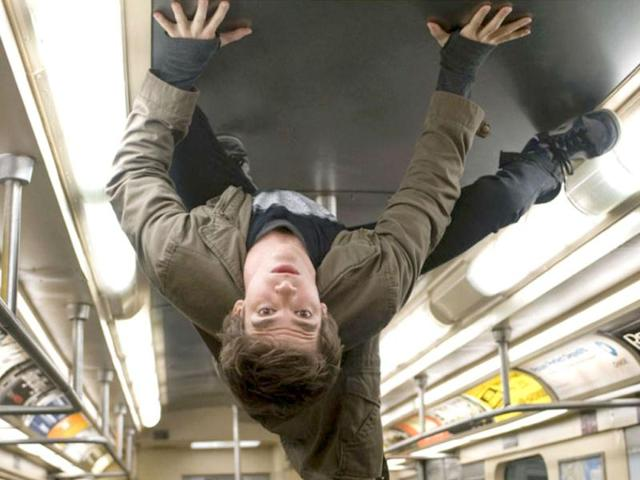 Andrew Garfield escaped robbery with funeral lie