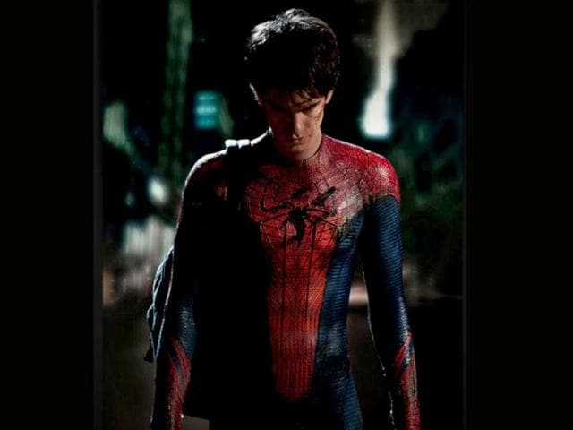 Hindustan Times,Amazing Spider Man,Sony Pictures