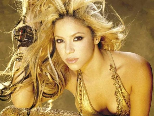 Hot-Latino-singer-Shakira