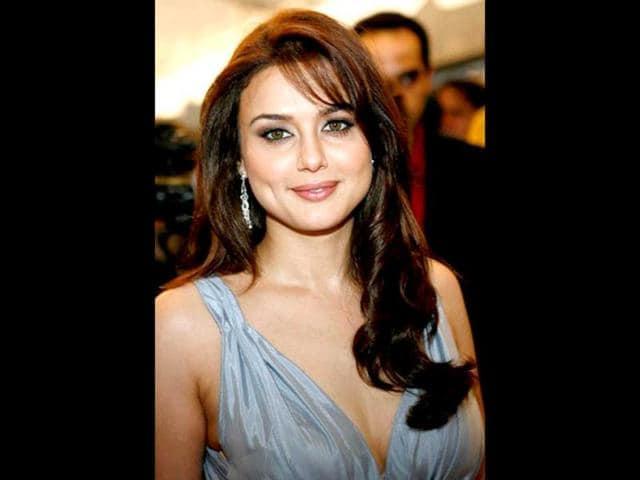 Bollywood actors,Preity Zinta,Shanghai