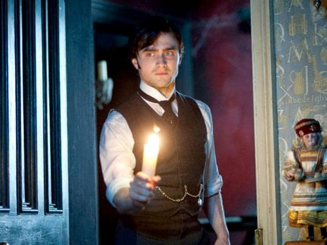 Daniel Radcliffe,Harry Potter And The Deathly Hallows,The Woman In Black