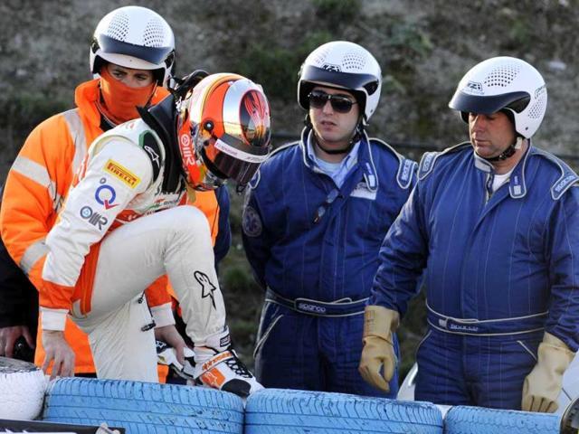 Japanese GP,Marussia Formula One driver,Jules Bianchi