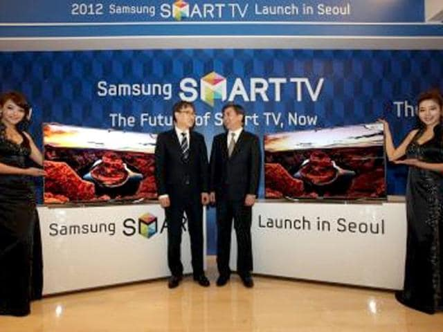 Samsung launches Smart TV with facial, voice recognition