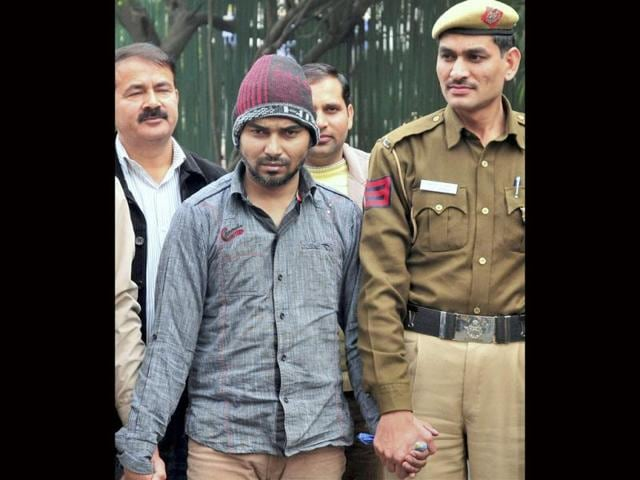 Raj-Kumar-arrested-in-connection-with-baby-Falak-case-being-produced-in-a-court-in-Saket-New-Delhi-PTI-photo