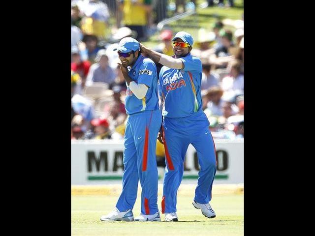 Kumar Sangakkara,Adelaide Oval,Mahela Jayawardene