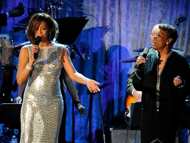 Whitney Houston,Patricia Houston,oprah winfrey