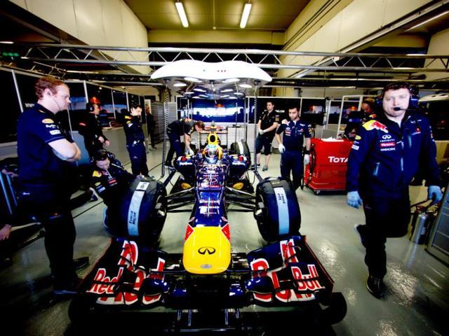 Sebastian-Vettel-during-the-first-pre-season-test-of-the-2012-F1-season-at-Jerez