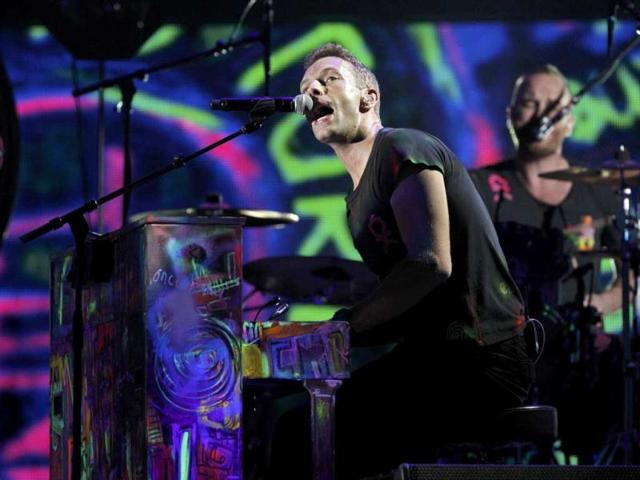 Coldplay album named `favourite of all time`