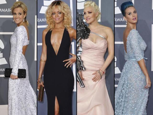 Grammy Awards,Carrie Underwood,Sasha Gradiva
