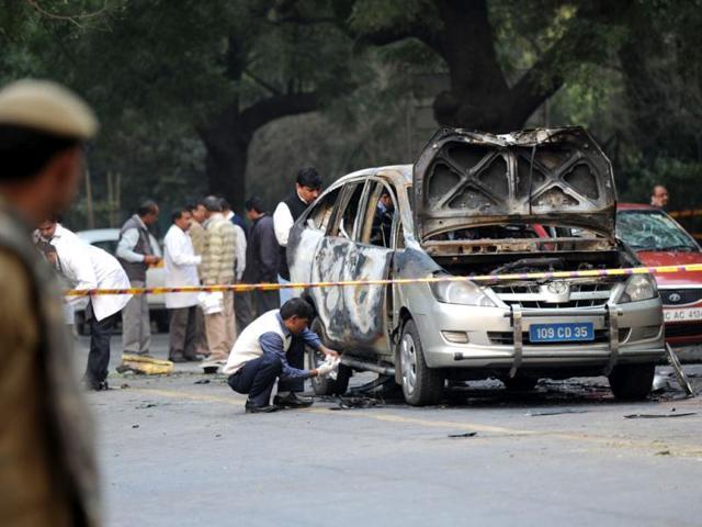 terrorism,israeli embassy attack,hindustan times