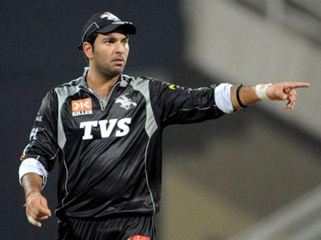 Yuvraj Singh,India,World Twenty20