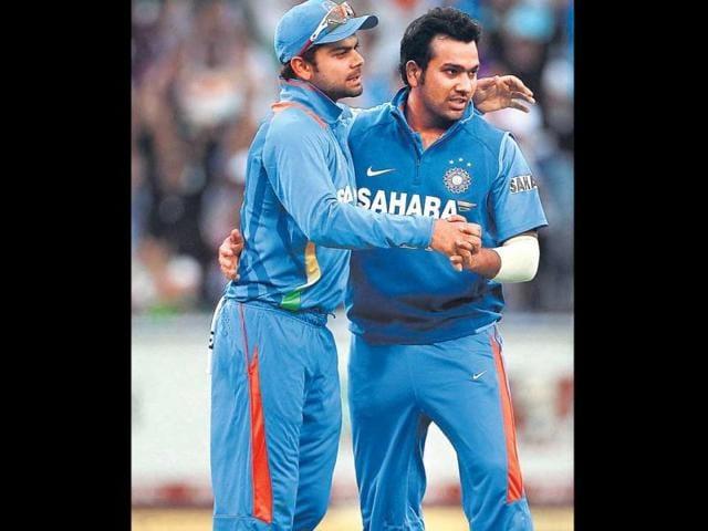 Virat Kohli,india vs australia,hindustan times