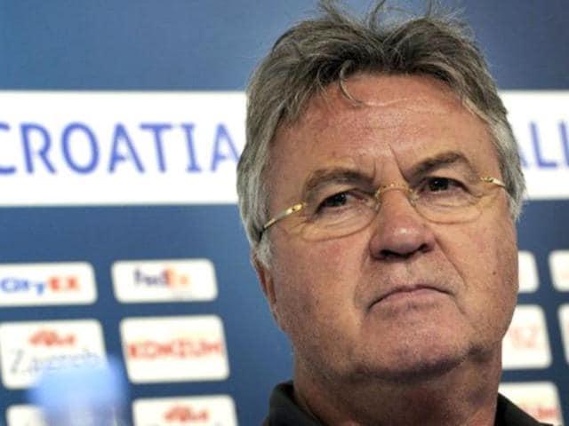 Guus Hiddink,Anzhi Makhachkala,news
