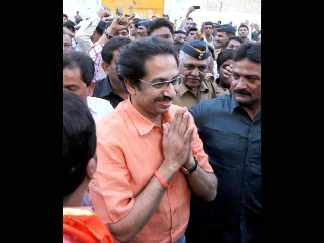 Uddhav Thackeray,Narendra Modi,Shiv Sena president