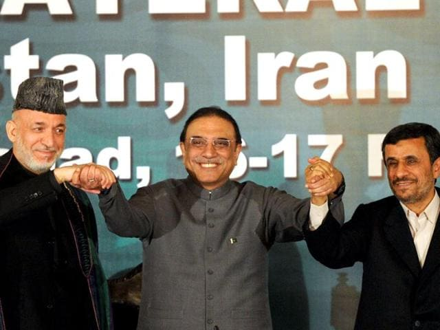 Asif Ali Zardari,Pakistan,Tehran